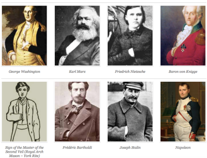 Could it be just a coincidence that all of these famous men and women, when posing for a picture or portrait, hid one of their hands?