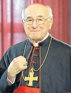 Cardinal Brandmuller